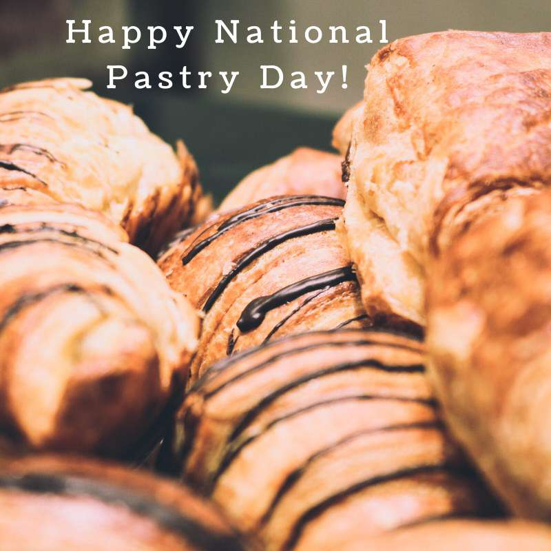 National Pastry Day Wishes Lovely Pics