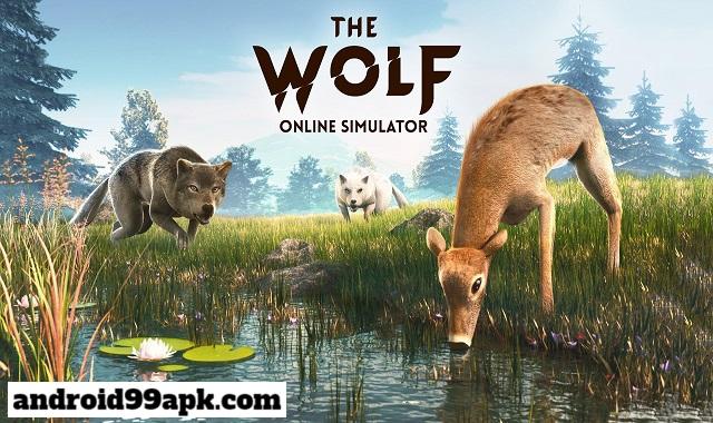 لعبة الذئب The Wolf v1.8.1 مهكرة بحجم 88 MB للأندرويد