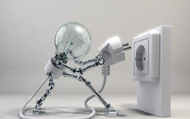 معرفة اجور قائمة الكهرباء دون انتظار موزع القوائم مباشرة عبر الأنترنت
