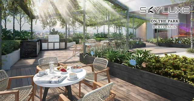 Beautiful new development, Skyluxe On The Park Bukit Jalil