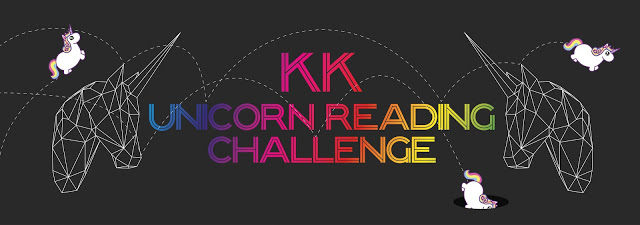 KK Unicorn Reading Challenge!