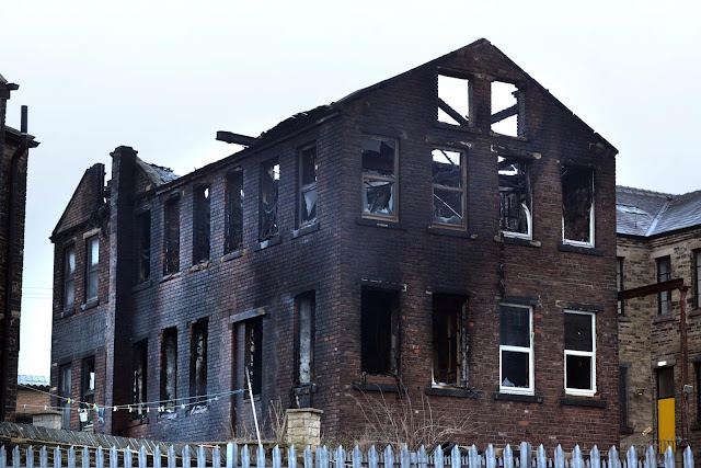 Teenager on trial accused of starting 'devastating' mill fire that caused £500,000 damage