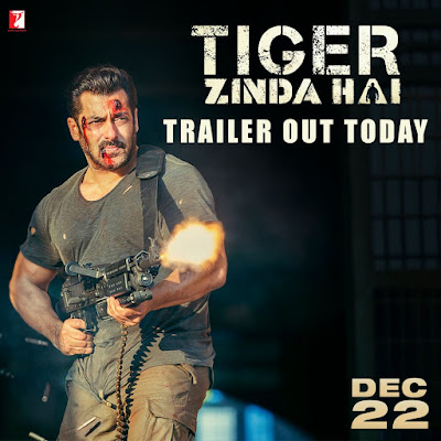 Tiger Zinda Hai Trailer - Salman and Katrina