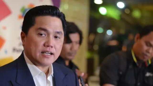 Erick Berpeluang Lawan Jagoan PDIP, Jokowi Diwanti-wanti Jangan Besarkan Anak Macan