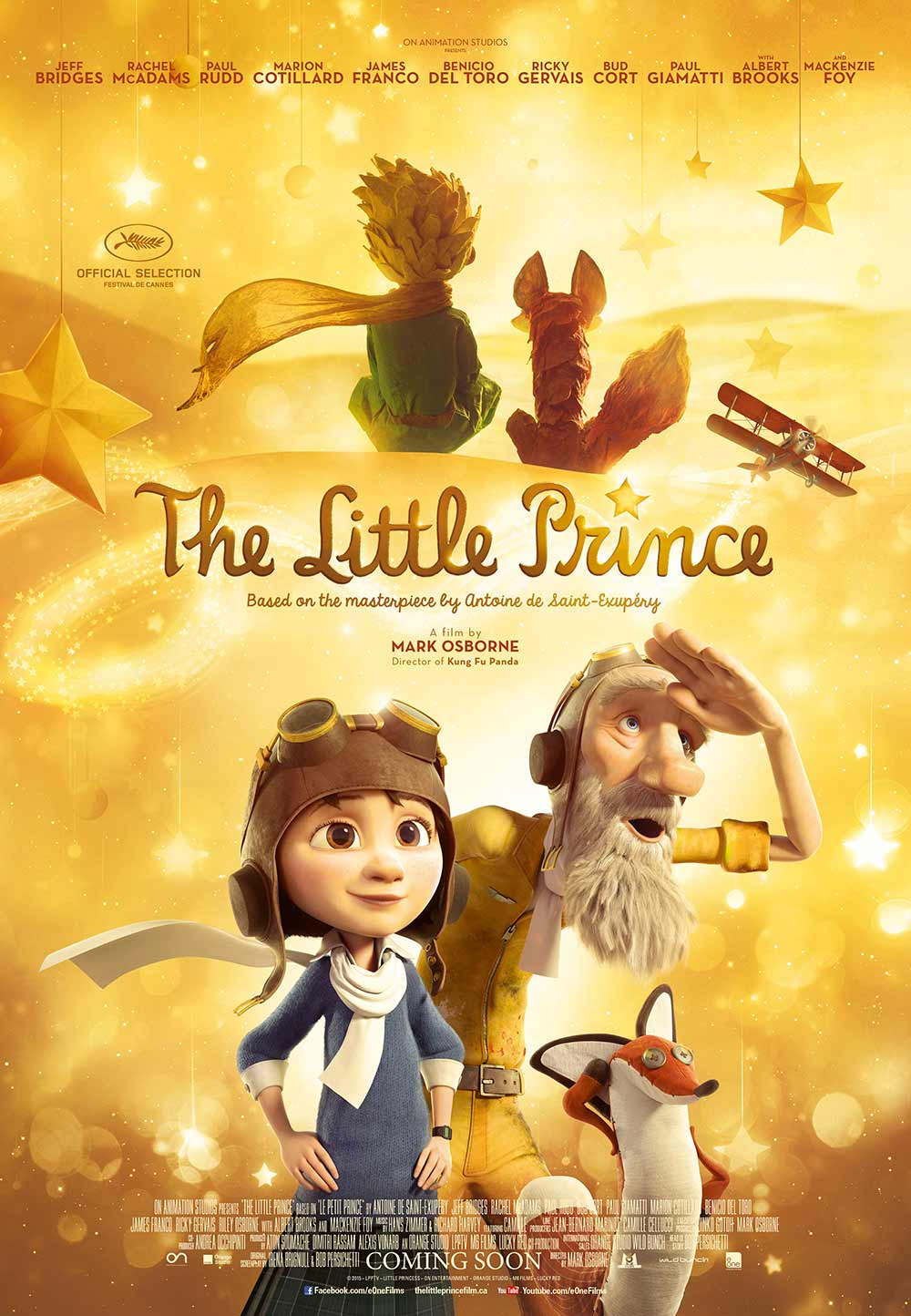 librisnotes dvd the little prince