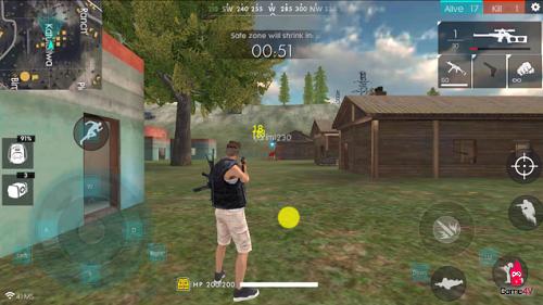 Khả năng thêm bạn khiến người chơi dễ dàng kết nối với các game thủ khác