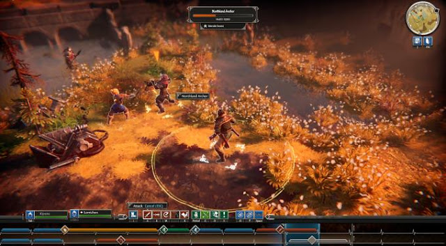 The game Iron Danger is an exciting role-playing game, the battles of which are performed in tactical mode.