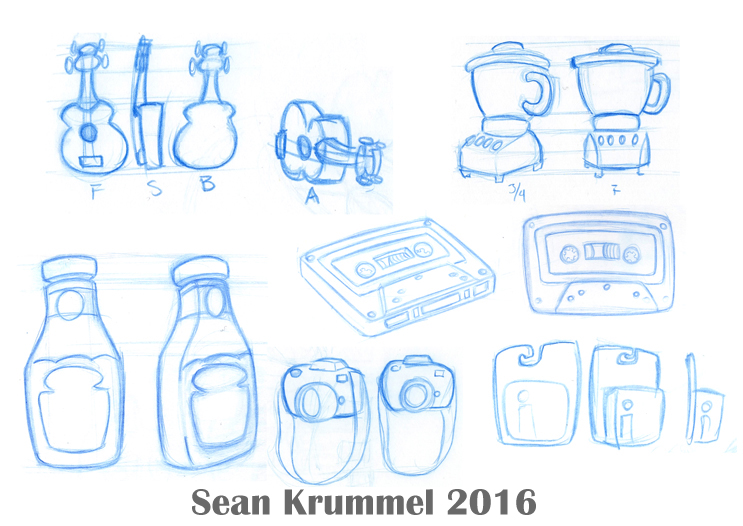 Sean Krummel S Art Blog
