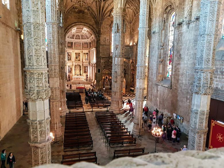 聖瑪利亞教堂內部