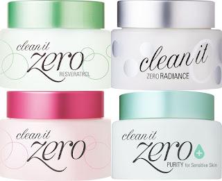 cleansing balm banila co. clean it zero