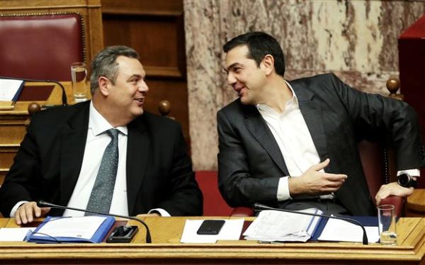 Ο ΣΥΡΙΖΑ ταλαιπωρεί την δημοκρατία