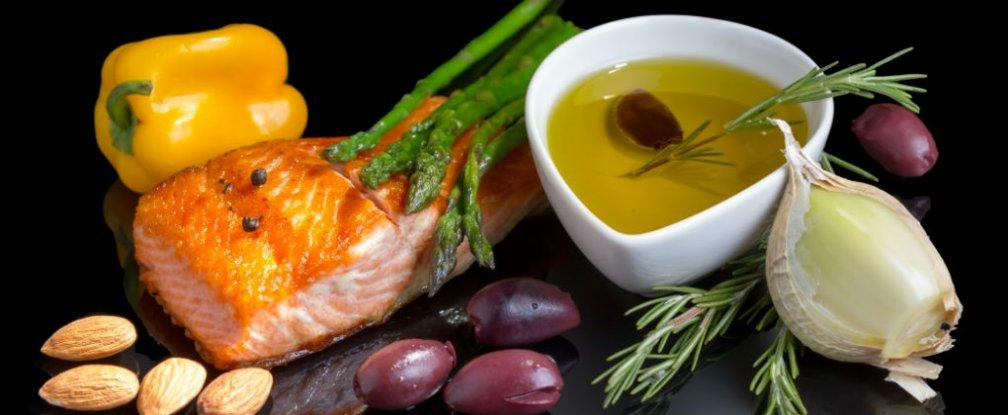 Dieta mediterrânea pode reduzir o risco de cancro da mama..