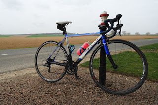 Cycling on the Somme  (Spring battlefields 2017: Day Five)