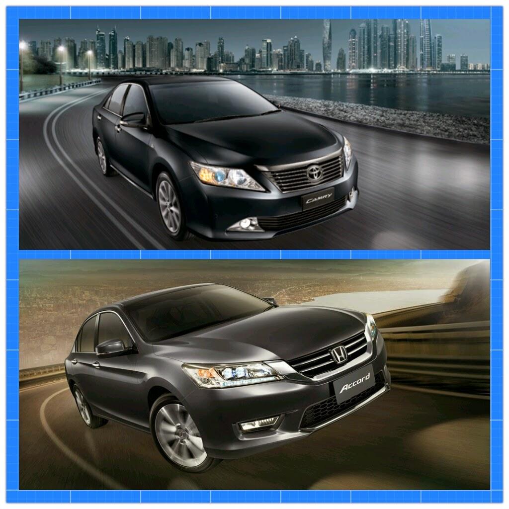 All New Camry Vs Accord Harga Yaris Trd Sportivo 2014 Car News Update เปรยบเทยบมวยคเดอด ตอนท 8 Toyota
