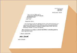 How To Write Formal/Official/Business Letters