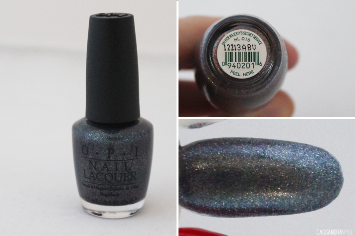 COLLECTIVE HAUL // Nail Polishes [Feat. Sally Hansen, OPI + Nail Rock Caviar Nails] - cassandramyee