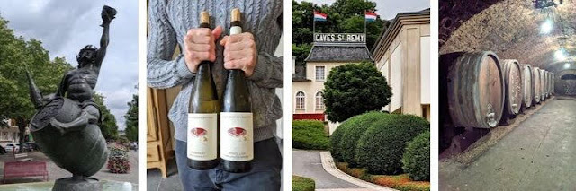 Day trips from Luxembourg City: Taste Moselle Valley wines in Remich