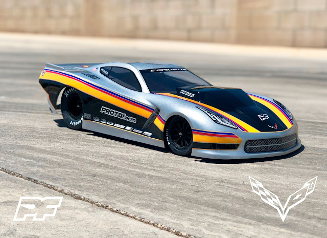Protoform Corvette C7 Pro Mod