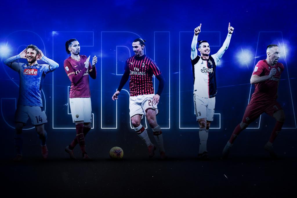 موعد أبرز مباريات الدوري الايطالي في الجولة 20 والقنوات الناقلة