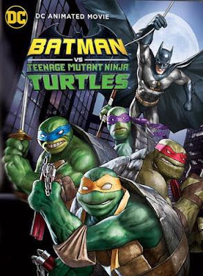 Batman y las Tortugas Ninja en Español Latino