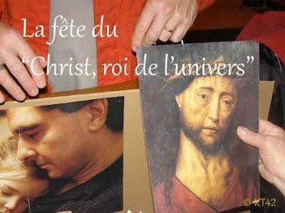 RENCONTRE DE CATE CHRIST ROI