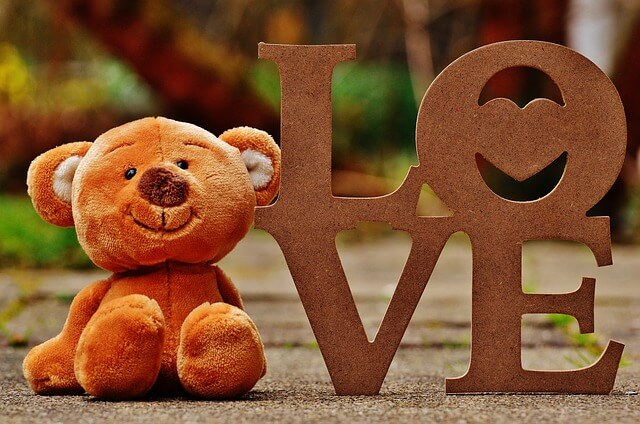 Teddy Bear Picture For Best Friends