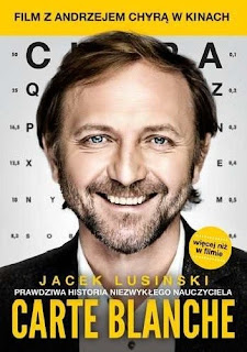 """Carte blanche"" – Jacek Lusiński"