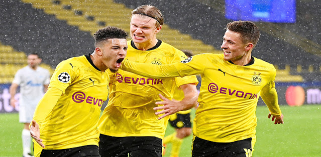 Borussia Dortmund vs Zenit – Highlights