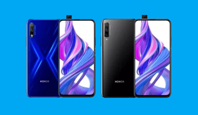 Honor 9X and 9X Pro are now official with pop-up camera and 7nm Kirin 810 chipset