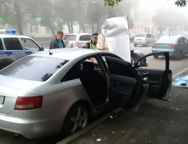В Уфе сбили пешехода: мужчину разорвало на части