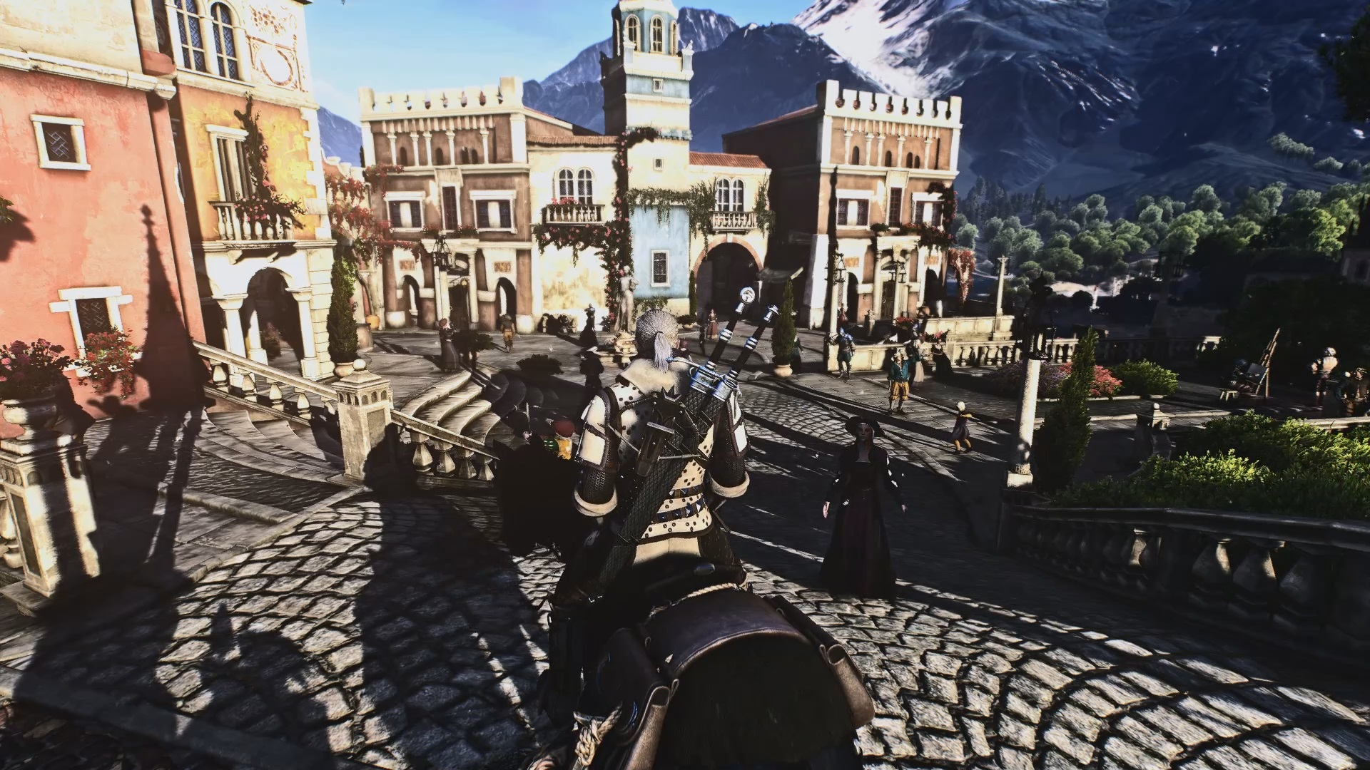 Aeonic ReShade - The Witcher 3 Photo-realism