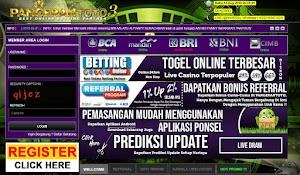 Tampilan website pangerantoto3 - Pangerantoto3 situs website resmi