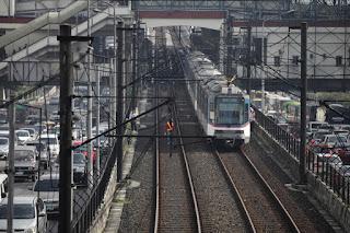 Duterte said faster train in metro manila