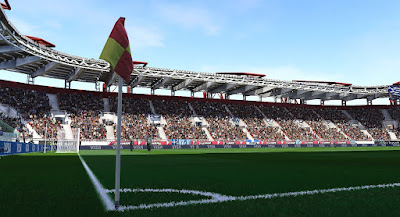 PES 2021 Karaiskaki Stadium ( Greece NT )