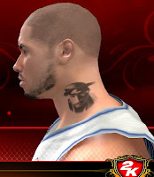 NBA 2K13 Neck Tattoo Mod - Tupac