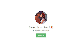 single international whatsapp group link
