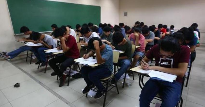 INGRESO LIBRE A UNIVERSIDADES: Sepa cuál es el futuro de los Exámenes de Admisión en el Perú