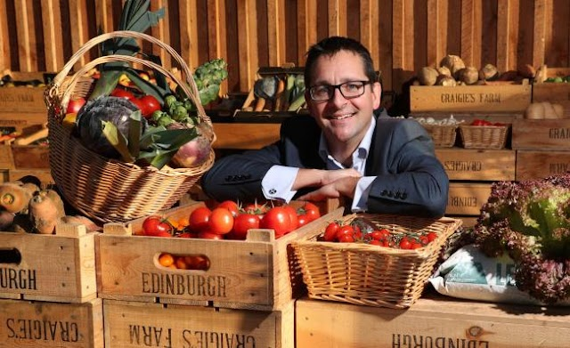 Covid in Scotland: Food and drink exports plummet by more than £1bn