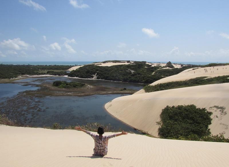 Passeio de Buggy em Natal, praias e dunas do Litoral Norte