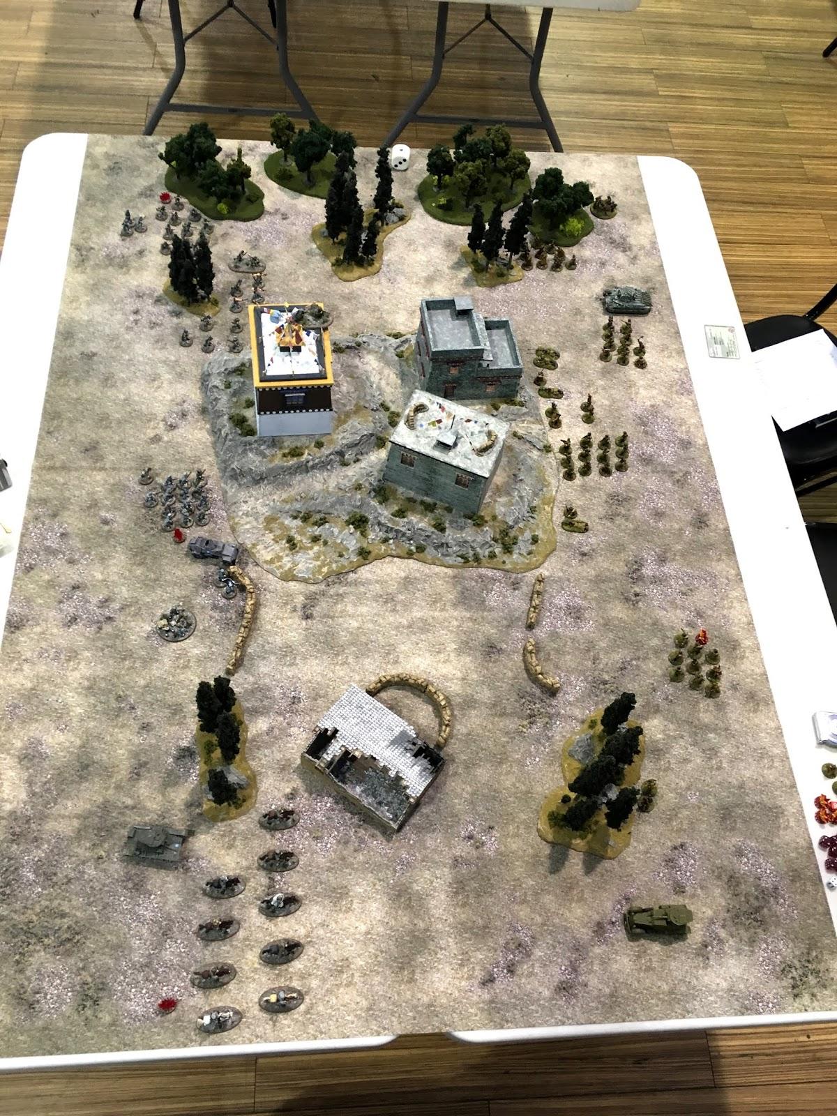 Major Thomas Foolery's War Room: Chinese/Soviet Border Skirmish