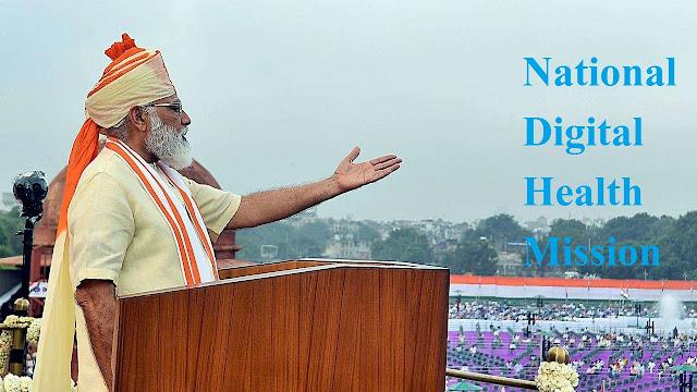 digital health Mission India - Newstrends