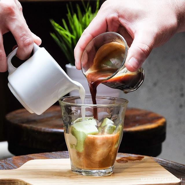 Avocado Iced Cube Sekai Koffee