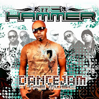 "Cover to ""DanceJam the Music"" album"