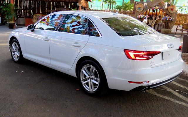 Audi A4 2.0 Ambiente Branco 2017