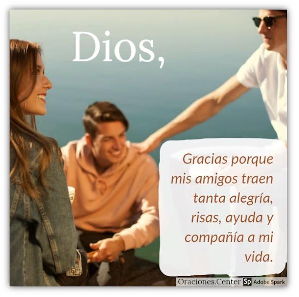 Oraciones para Amigos Especiales