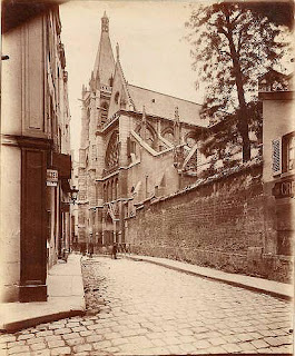EUGENE ATGET SERIE ARTISTIQUE ET PITTORESQUE IN SEARCH MY HOME IN PARIS