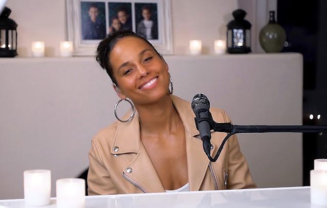 Alicia Keys - Love Looks Better (Video)