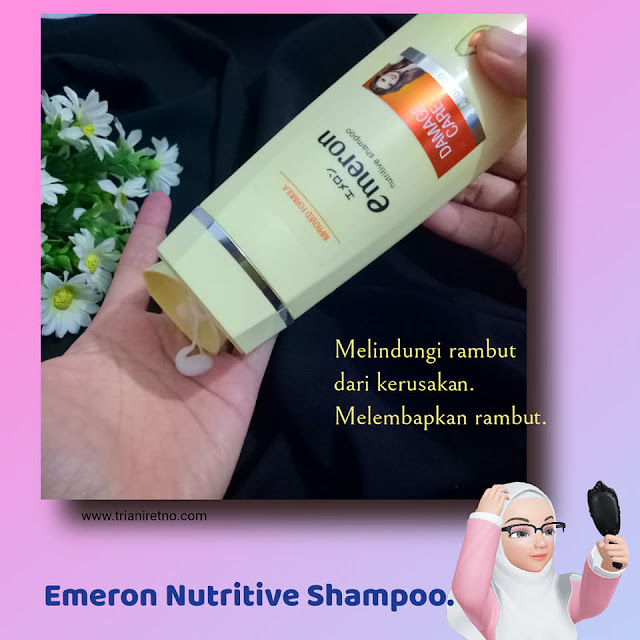 shampo emeron damage care