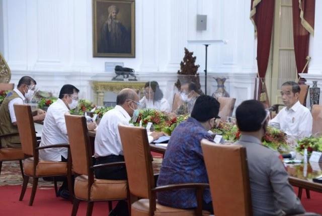 Presiden RI Tegaskan Keseimbangan Ekonomi dan Penanganan Pandemi