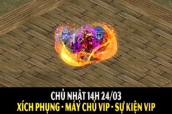 KiemTheHoaPhung.com - OPEN sv [VIP] Chủ Nhật 14H 24/03 - Máy Chủ VIP Cày Cuốc Miễn Phí 1